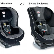 Britax marathon vs boulevard