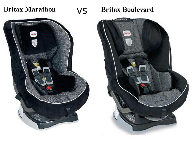 britax marathon vs boulevard baby gear centre. Black Bedroom Furniture Sets. Home Design Ideas