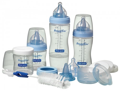 The First Years Breastflow Bottles