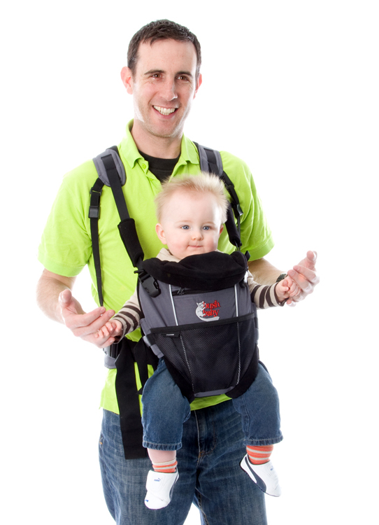 BushBaby Cocoon Front Carrier