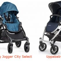 Baby Jogger City Select vs Uppababy Vista
