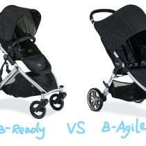 britax b ready vs b agile