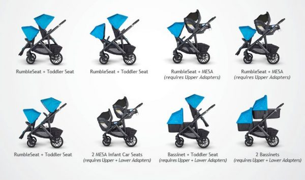Baby Jogger City Select Vs Uppababy Vista Baby Gear Centre