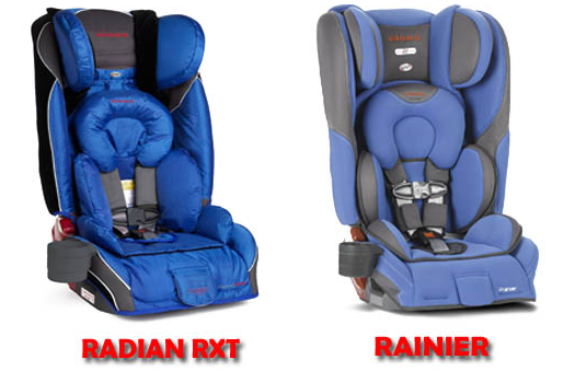 Diono Radian Rxt Vs Rainier Convertible Car Seats Comparison Baby