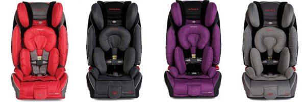 Diono Car Seat Radian Rxt Vs Rainier
