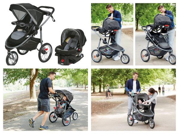 Graco Modes Jogger Travel System
