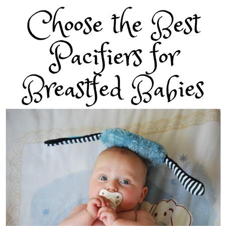 Best Binky for Breastfed Baby